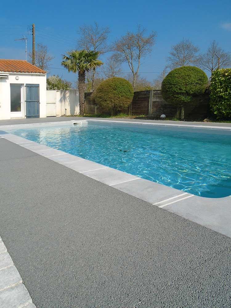 Terrasse de piscine la roche sur yon 1 adn cr ation - Piscine de la roche sur yon ...